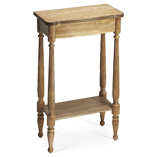 Alikea Console, Washed Sand