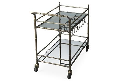 Kealii Bar Cart