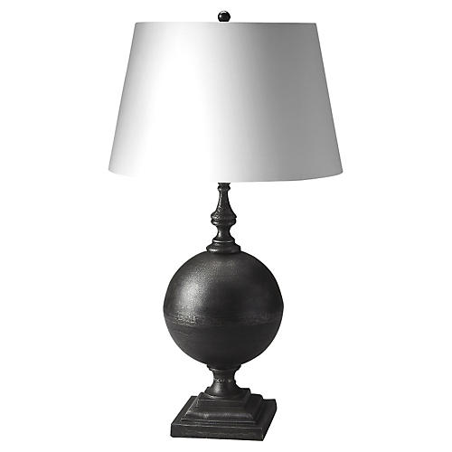 Becky Table Lamp, Black