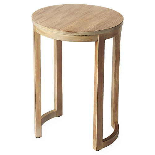 Kent Petite Side Table, Natural