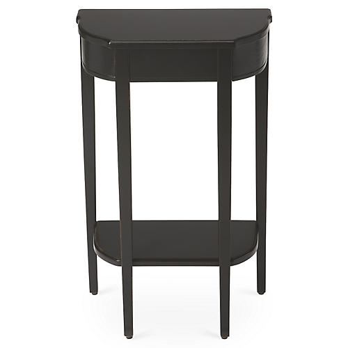 Kimberly Console, Black