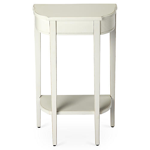 Kimberly Console, White