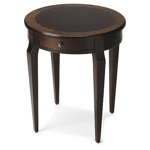Edenton Side Table, Espresso