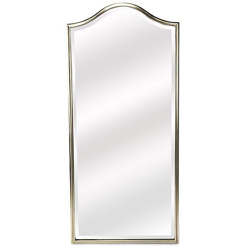 Cordova Wall Mirror, Silver