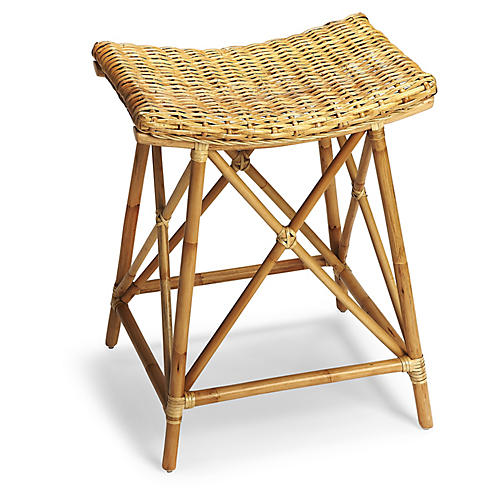 Bagot Counter Stool, Tan