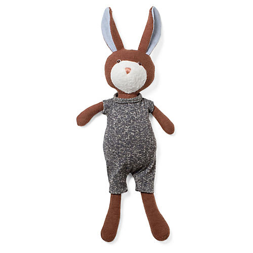 Lucas Rabbit in Romper Toy