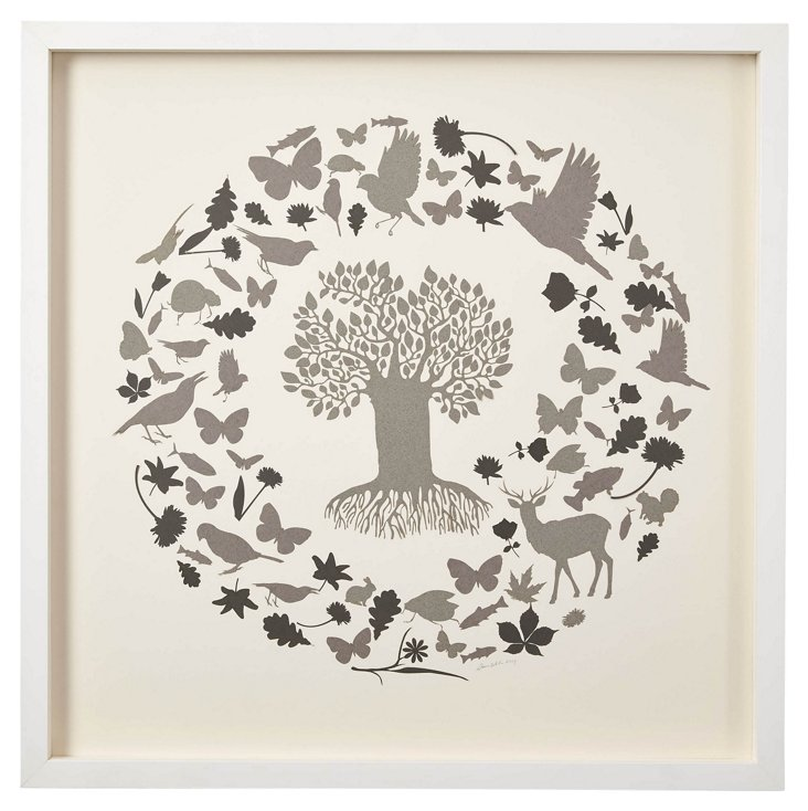Tree and Forest Animals