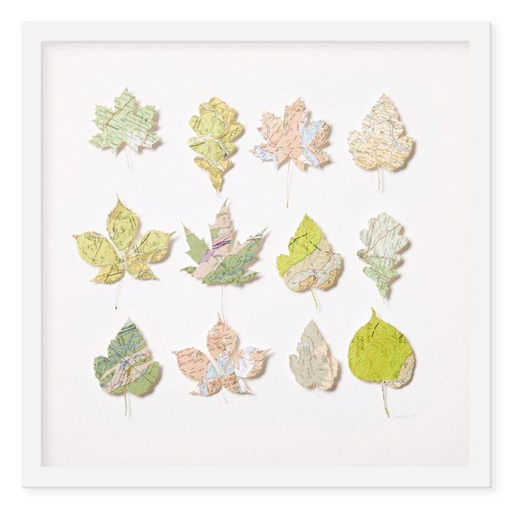 Cut Map Leaves