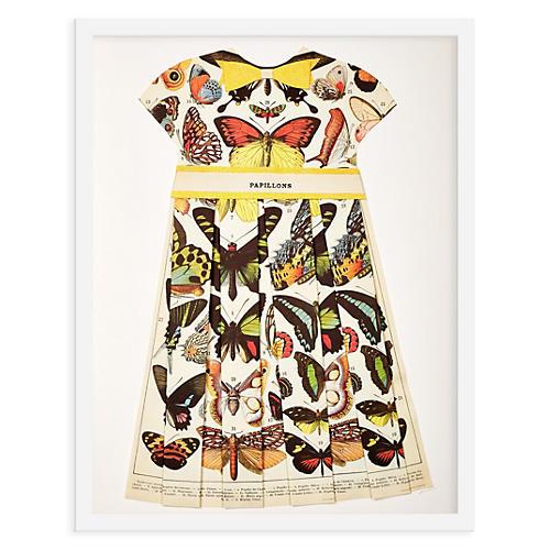 Paper Dress, Butterflies