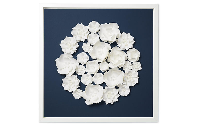Dawn Wolfe, Seaside Mixed Flowers