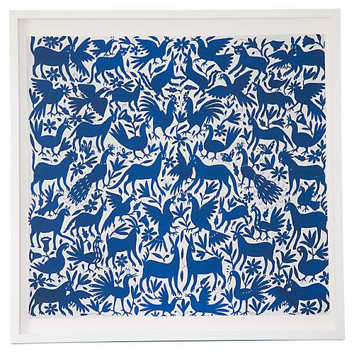 Blue Otomi, Dawn Wolfe
