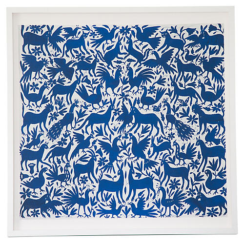 Dawn Wolfe, Blue Otomi