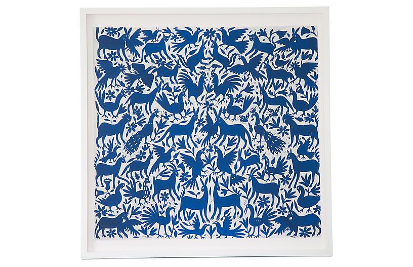Dawn Wolfe, Blue Otomi