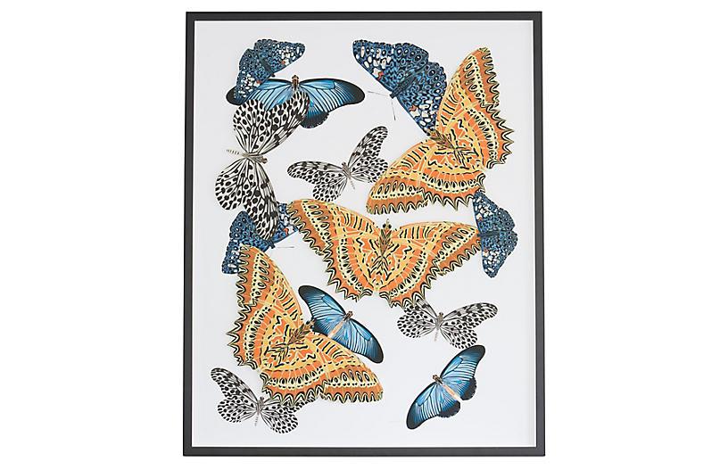 Dawn Wolfe, Moths & Butterflies: Buttercup