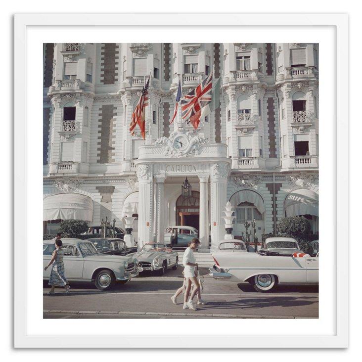 Slim Aarons, Carlton Hotel