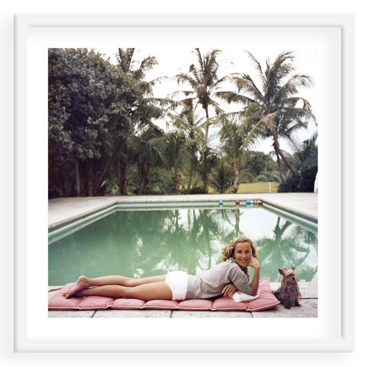 Slim Aarons, Topping Time