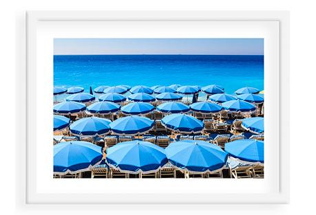 Baie des Anges Beach, Côte d'Azur