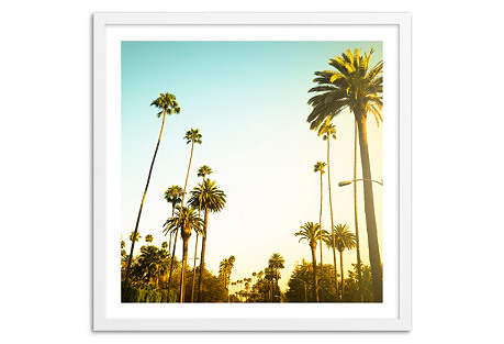Beverly Hills Sunset