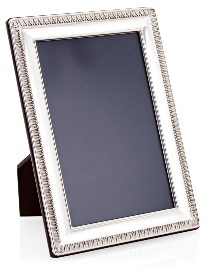 "Acanthus Bordered Frame, 5"" x 7"""