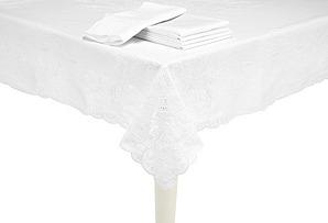 Appenzel Tablecloth &  Napkins