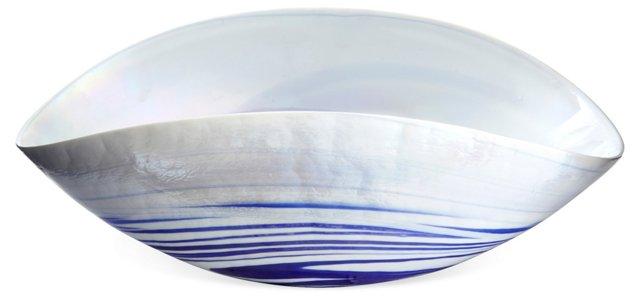 Murano Glass Console Bowl