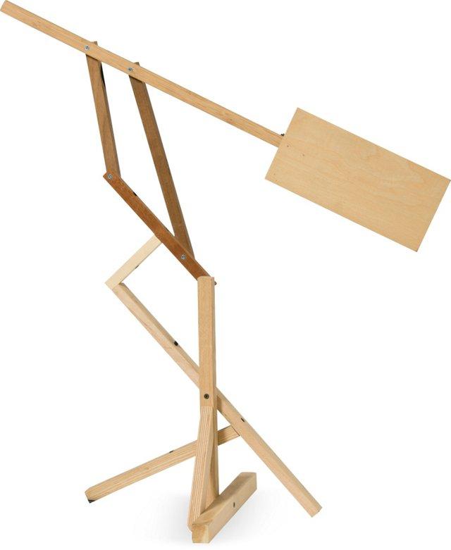 Constructivist Table Lamp