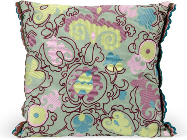 Applique Pillow II
