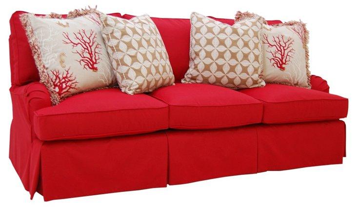 Edisto Slipcovered Sofa