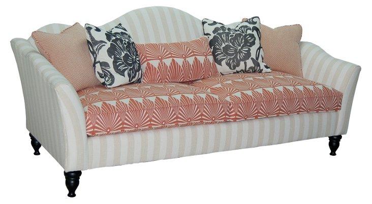 """Camille 86"""" Sofa"""