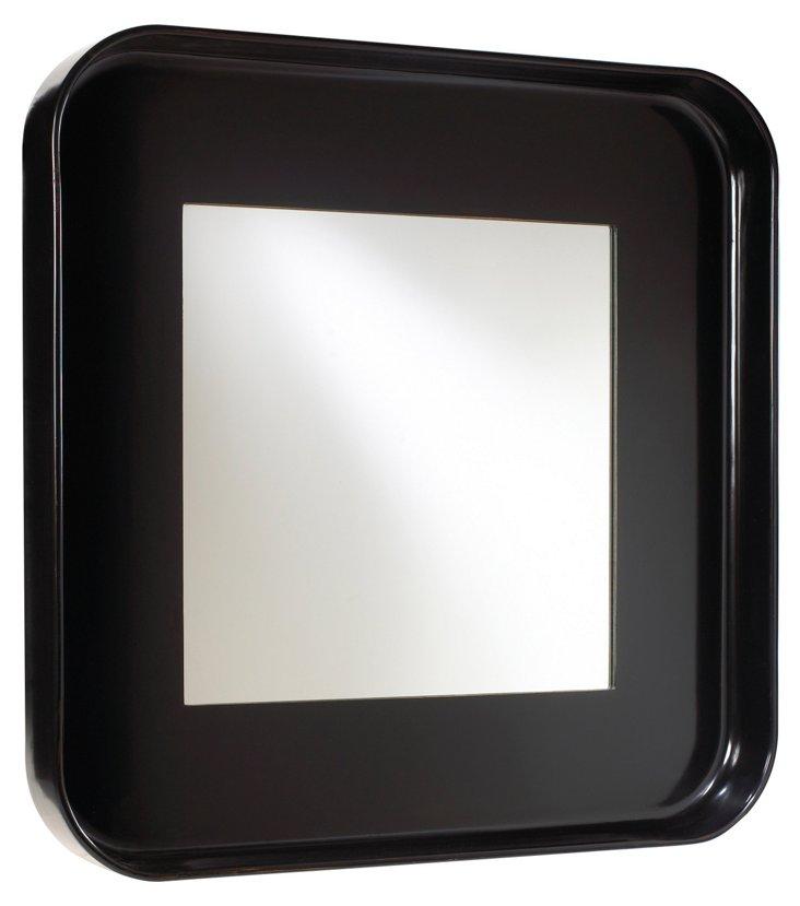 Nantes Mirror, Black