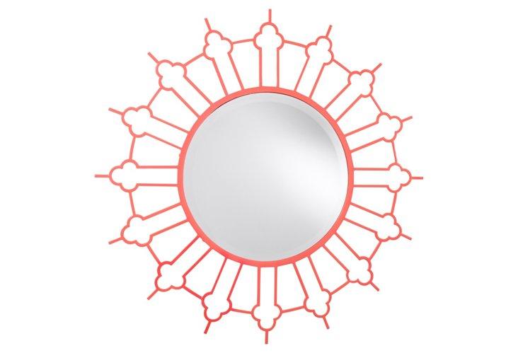 Marrakesh Mirror, Dark Rose