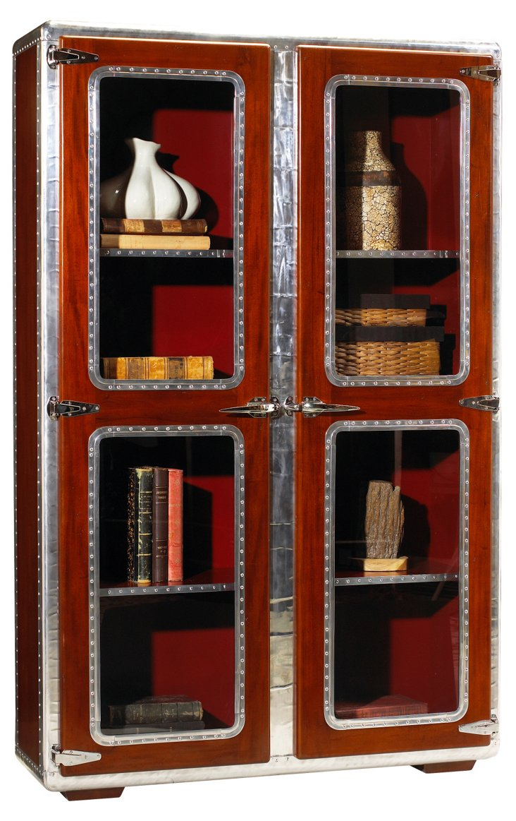 DNU, DUP Francis Bookcase