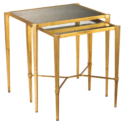 Geneva Set of Two Nesting Tables