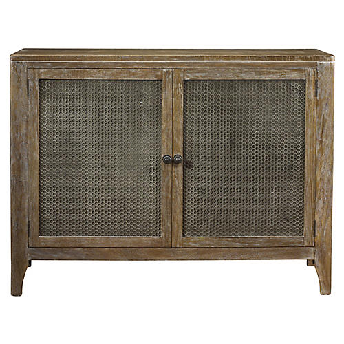"Graves 48"" Sideboard, Timberwood"