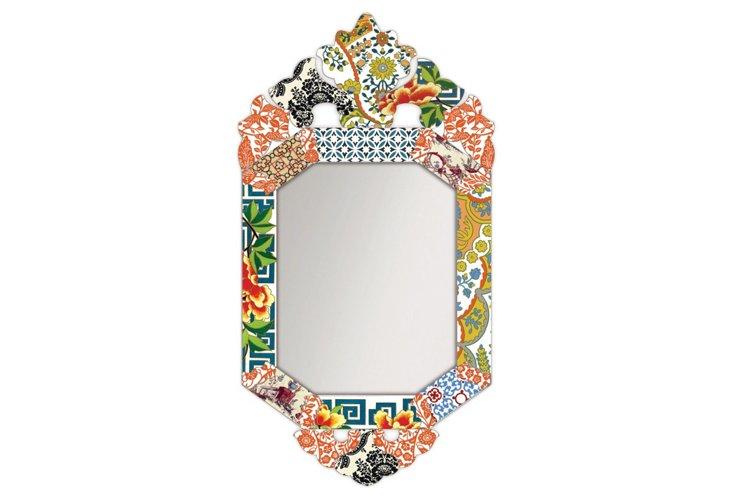 Patchwork Mirror