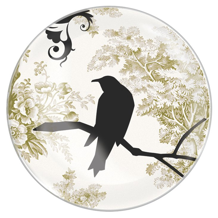 Crow Tray w/ Hanger