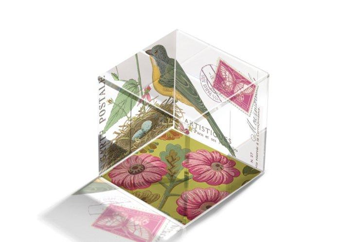 Paris Nest Cube Paperweight