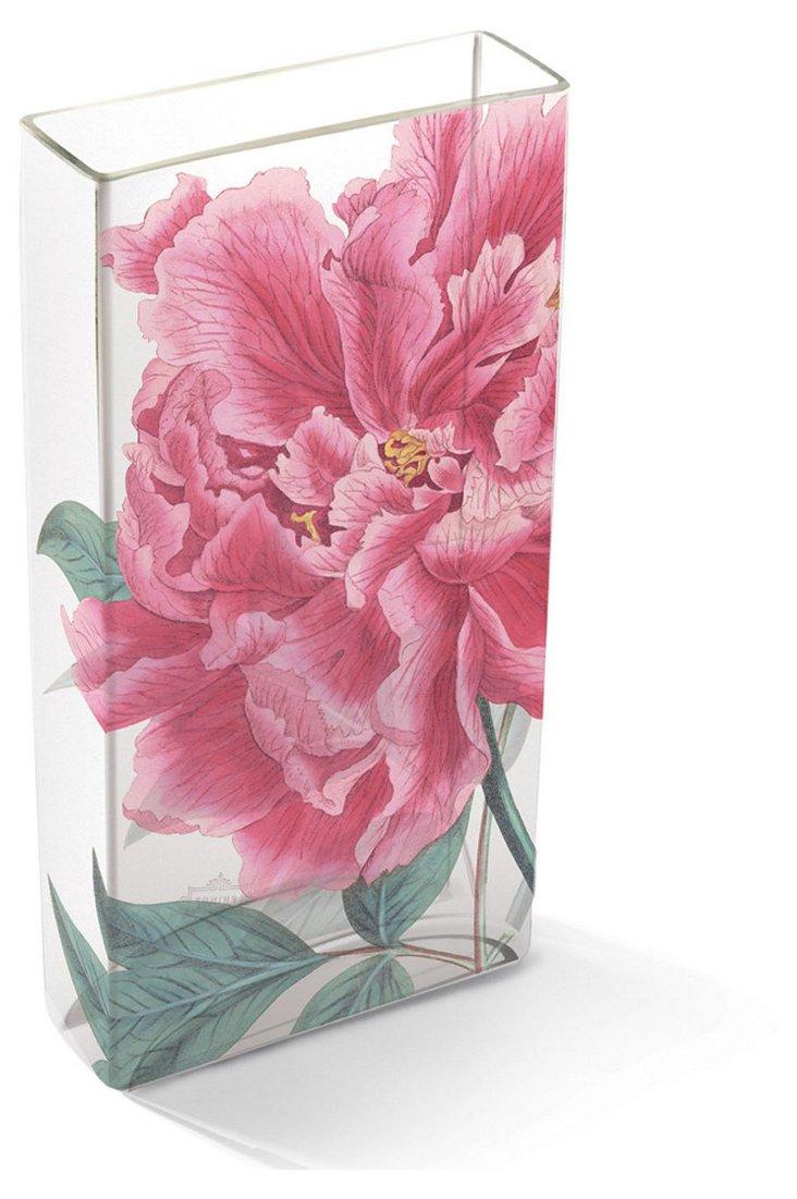 """12"""" Tiffany Peony Vase"""