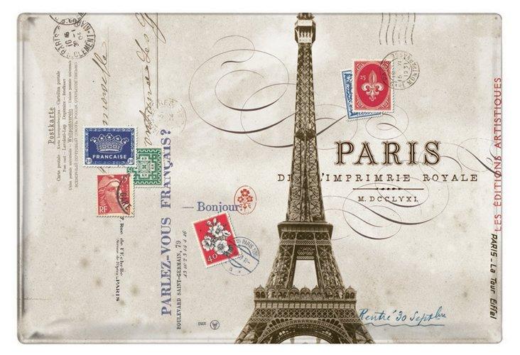 12x8 Eiffel Tray