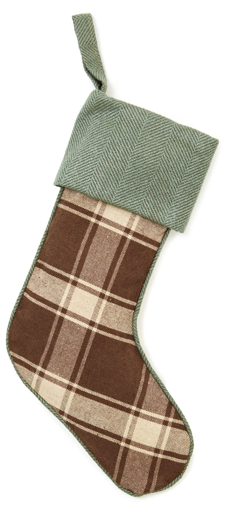 Marcus Plaid Stocking
