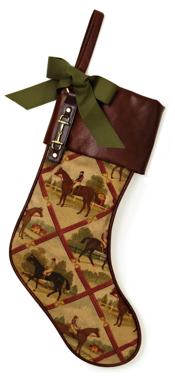 Equestrian Stocking