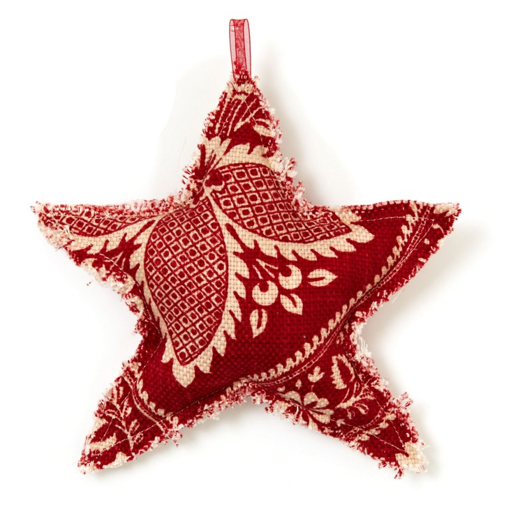 Artissimo Star Ornament
