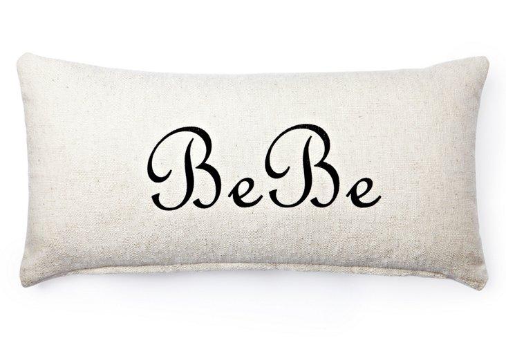 Bebe Pillow, Cream