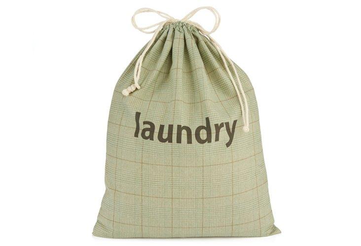 "XL Spa Tweed Drawstring ""Laundry"" Bag"