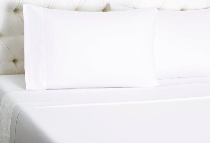 Maraja Bedset, White