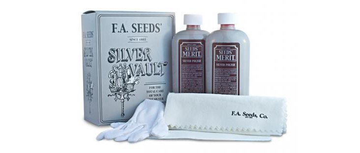 Silver Polishing Kit
