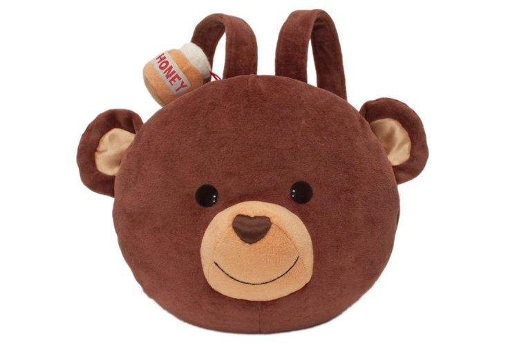 Baby Cub Backpack, Brown
