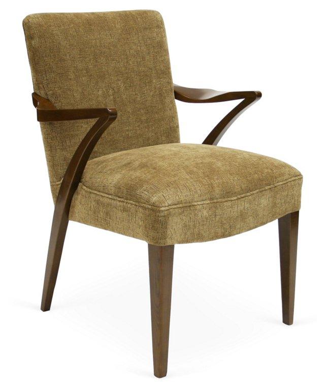 Hanna Chair, Chestnut