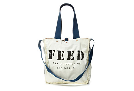 FEED 2 Bag w/ Ink Straps