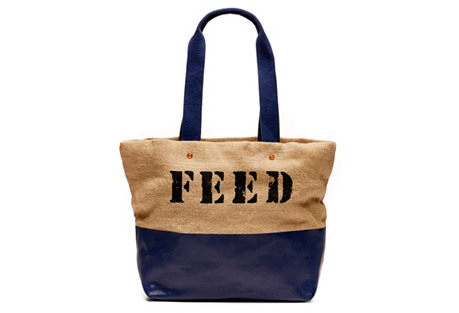 High Tide Tote, Navy